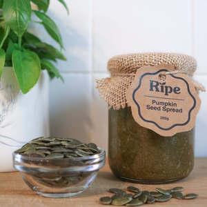 Ripe Spread Pumpkin Seed Butter 200g