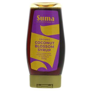 Suma Coconut Blossom Syrup Organic 350g