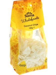 Suma Wholefoods Coconut Chips 150g