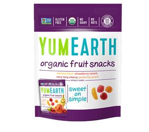Yum Earth Organic Fruit Snacks 57g