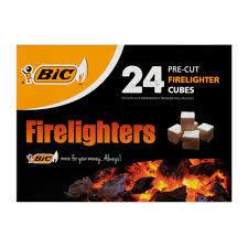 Fire Lighters Cubes 48s