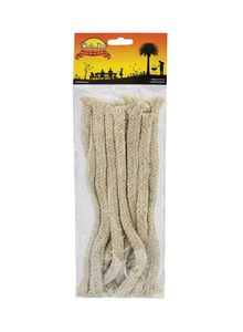 Bamboo Torch Spare Wick 12pcs