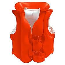 Deluxe Swim Vest 36Yrs 1pc
