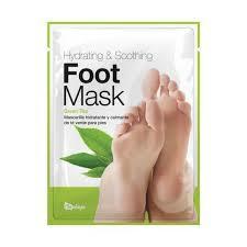 Saplaya Hydrating & Smoothing Green Tea Foot Mask 1pc