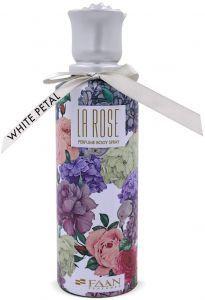 La Rose White Petal Body Spray 200ml