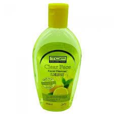 Top Collection Facial Cleanser Lemon 250ml