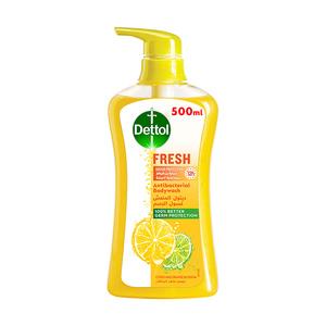 Dettol Fresh Showergel & Bodywash Citrus & Orange Blossom Fragrance 12x500ml