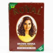 Royal Brown Henna 60g