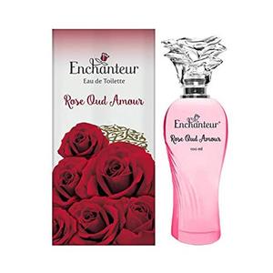 Enchanteur Edt Rose Oud 100ml