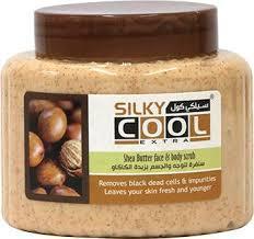 Silky Cool Face & Body Scrub 1pc