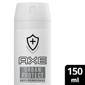 Axe Urban Protect Antiperspirant Deodorant For Men 150ml