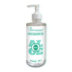Bonjour Hand Cream Sanitizer Aloe vera 120ml