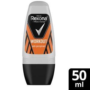 Rexona Roll On Antiperspirant For Men Workout 50ml
