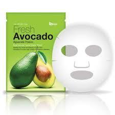 Saplaya Fresh Avocado Mask Sheet 1pc