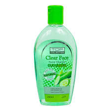 Top Collection Facial Cleanser Cucumber 250ml