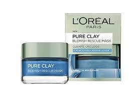 L'Oreal Pure Clay Mask Marine 50ml