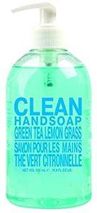 Clear Hand Wash Green Tea & Lemongrass 500ml