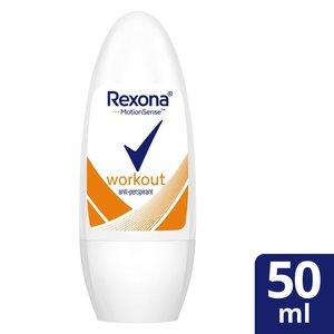 Rexona Roll On Antiperspirant For Women Workout 50ml
