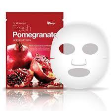 Saplaya Fresh Pomegranate Mask Sheet 1pc