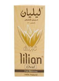 Lilian Oval Hair Remover 90g