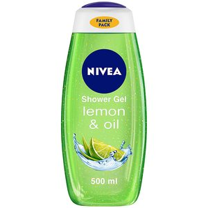 Nivea Shower Gel Lemon & Oil 500ml