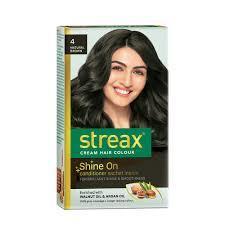 Streax Hair Color Natural Brown 1pc