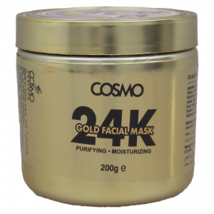 Cosmo Gold Face Mask 500ml