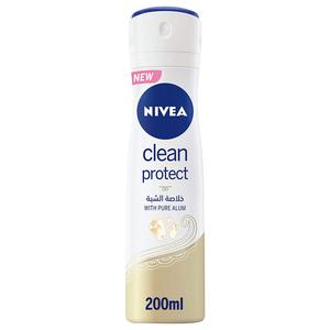 Nivea Deo Spray Clean & Protect 200ml