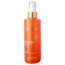 Beesline Carrot Suntan Oil Spf10 200ml