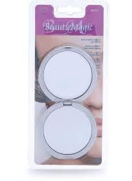 Beauty Magic Double Cosmetic Mirror 1pc