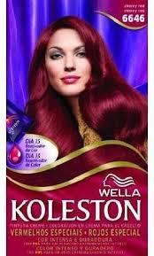 Wella Koleston Kit 66/46 Cherry 1pc