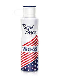 Bond Street Vegas Deodorant Spray 200ml