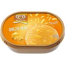 Selecta Supreme Quezo Real Ice Cream 750ml