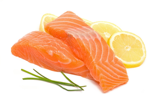 Salmon Fillet Organic Premium Norway 1kg
