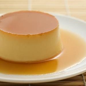 Creme Caramel 1plate