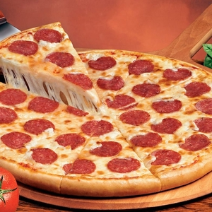 Pizza Pepperoni 1pc