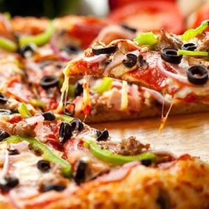Pizza Vegetable 1pc