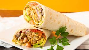 Delux Shawarma 1pc