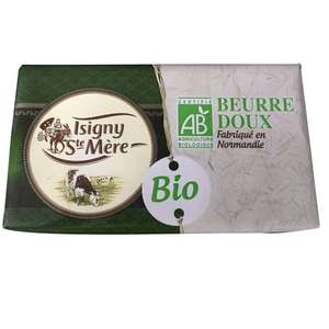 Isigny St MereOrganic Butter