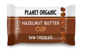 Planet Organic Hazelnut & Cocoa Keto Bar