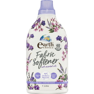 Earth Choice Ultra Concentrate Wild Orchid & Magnolia Fabric Softener
