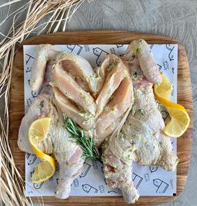 Herb & Butter Free Range Whole Chicken 1kg