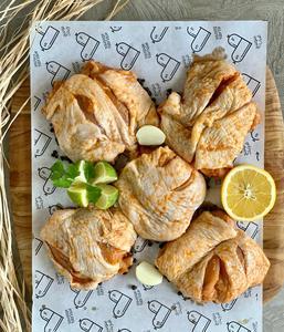 Moroccan Free Range Chicken Thighs 500g