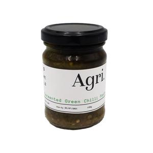 Agri Fermented Green Chilli Paste 150g