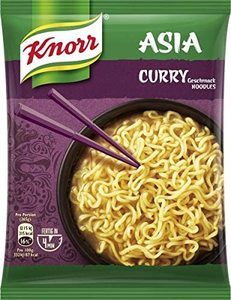 Knorr Curry Instant Noodles 66g