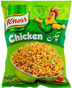 Knorr Chicken Instant Noodles 66g