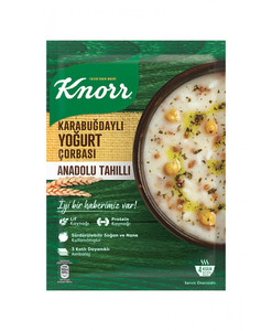 Knorr Buckwheat Yogurt Soup 98g