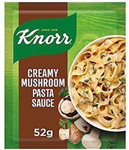 Knorr Cream Mushroom Pasta Sauce 52g