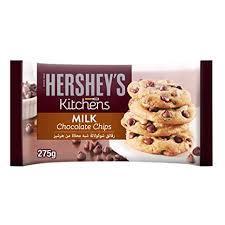 Hershey's Baking Chips Milk 2x275g