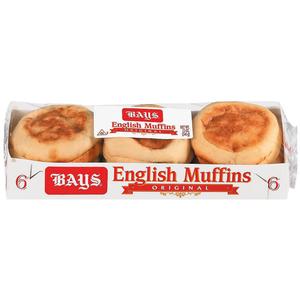 Bays Muffins English Original 12oz